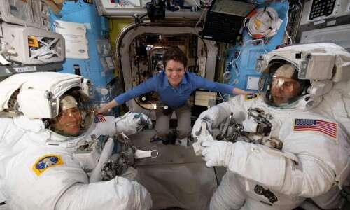 WATCH: NASA Expedition 59 spacewalk