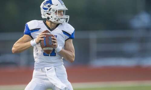 Swails Away: Senior QB helps CCA to strong start