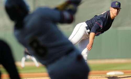 Josh Winder's time with Cedar Rapids Kernels likely dwindling: Minor…