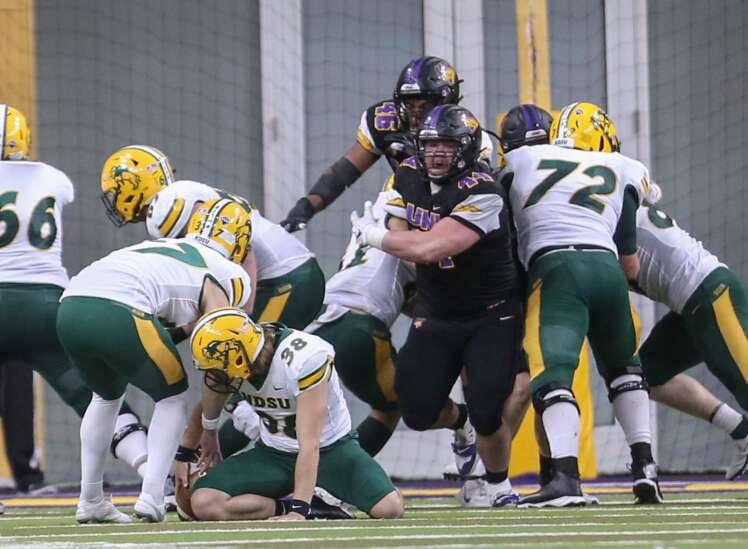 Photos: UNI Panthers football vs. North Dakota State Bison