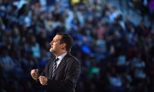 Ted Cruz becomes first to enter presidential race