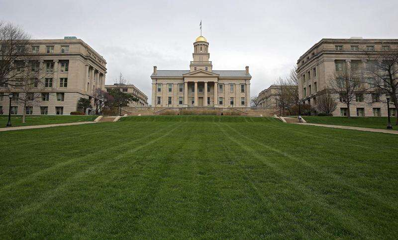 University of Iowa reports 107 students have COVID-19; four employees