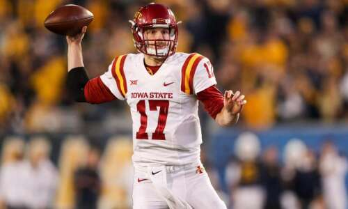 Iowa State football notes: Will Kyle Kempt be back next…