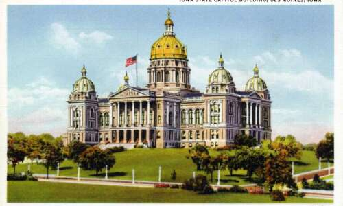 An ideal session for Republicans' ideal Iowans