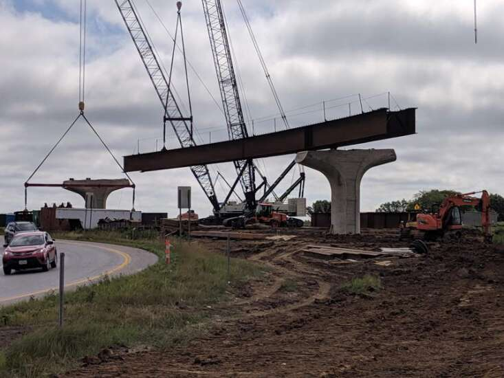 I-380 ramp at I-80 to be closed nightly until next week