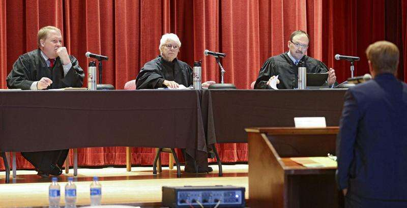 Iowa Court of Appeals chief judge will serve another two-year term