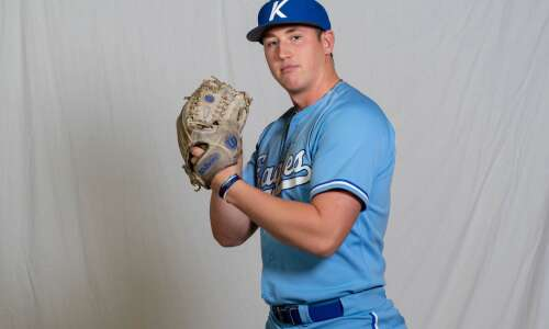 Kirkwood's Llewellyn grows into key pitching role
