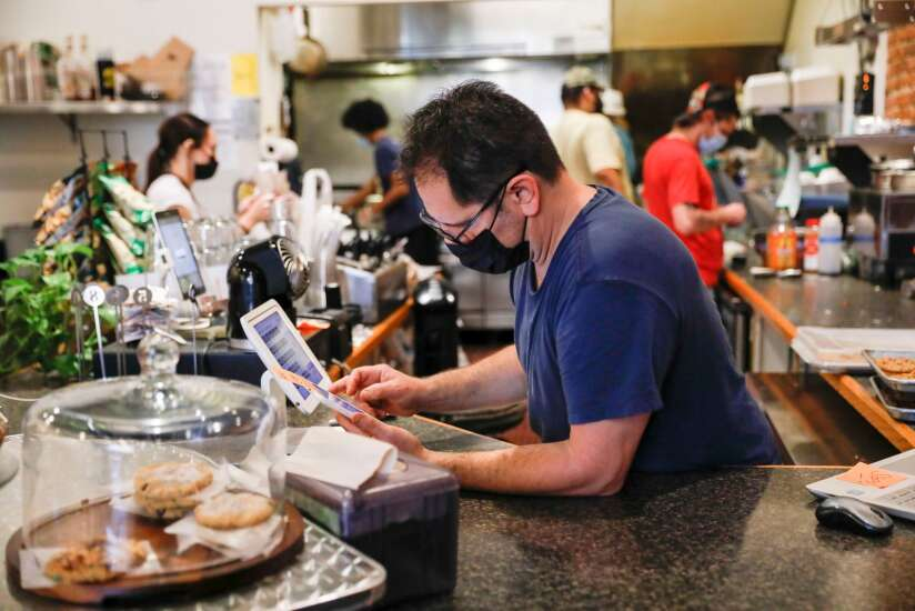 With delivery culture cemented by the pandemic, Chomp becomes local alternative for restaurants