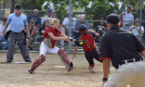 Lisbon stays in control of Tri-Rivers softball race with sweep…