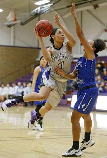 Cornell women's basketball has a Diamond in Boyd