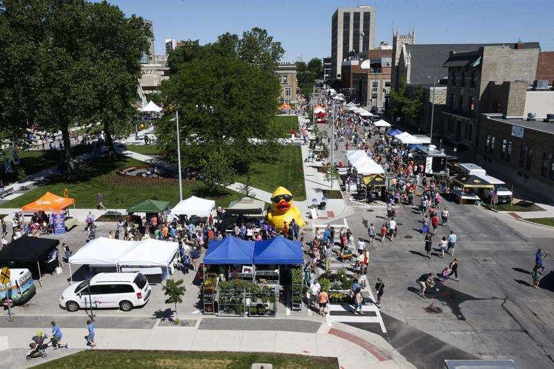 Officials seek to curb worsening rowdy behavior at Greene Square