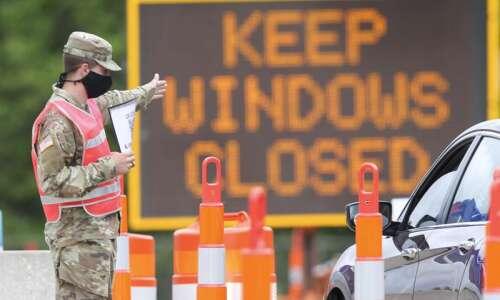Johnson County sees highest single-day coronavirus case increase