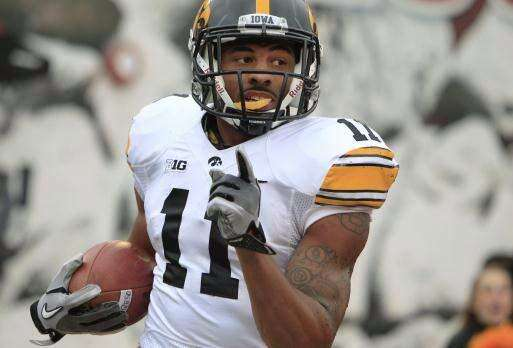 Four Downs -- The Wide Receivers (spring edition)