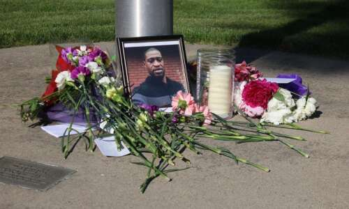 St. Ludmila event marks 1-year anniversary of George Floyd's murder