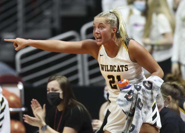 Photos: Maquoketa Valley vs. Rock Valley, Iowa Class 2A girls' state basketball tournament quarterfinals