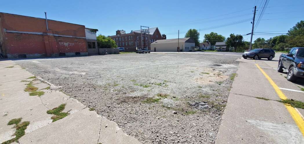 Church plans to build on gravel lot