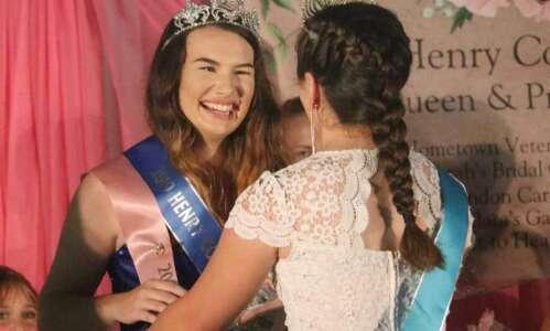 Fair queen coronation July 14