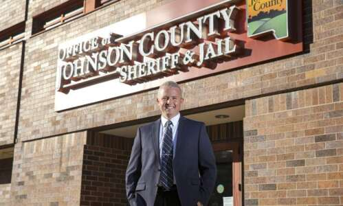 The Johnson County Sheriff's Office looking at opening satellite office…