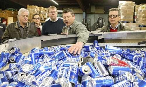 How to improve Iowa's bottle bill? Raise handling fee, allow…