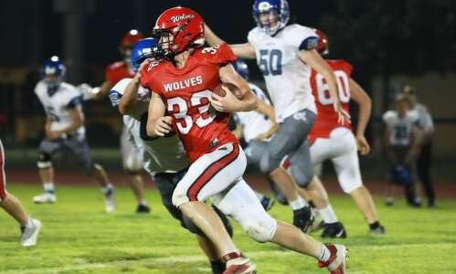 Buffington's 10 touchdowns ruffle Mohawks