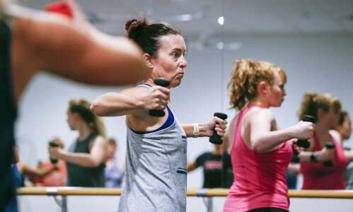 Pure Barre introduces new way to workout to Cedar Rapids