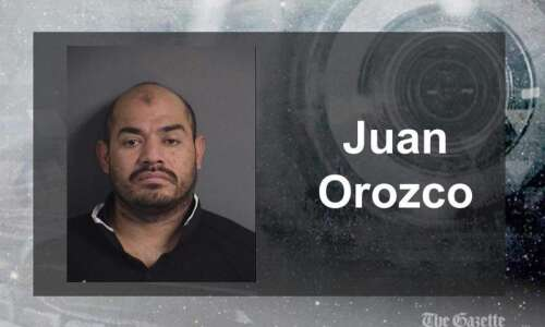 Iowa City man in custody after evading capture