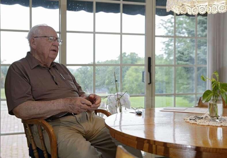 Ernie Buresh: Longtime banker reflects on a lucky life