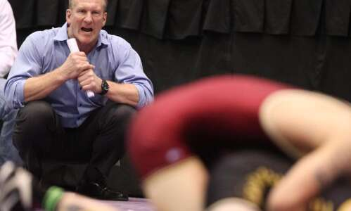 Coe wrestling is rested and ready for NWCA National Duals