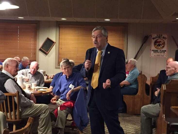 Branstad steps up criticism of Iowa attorney general