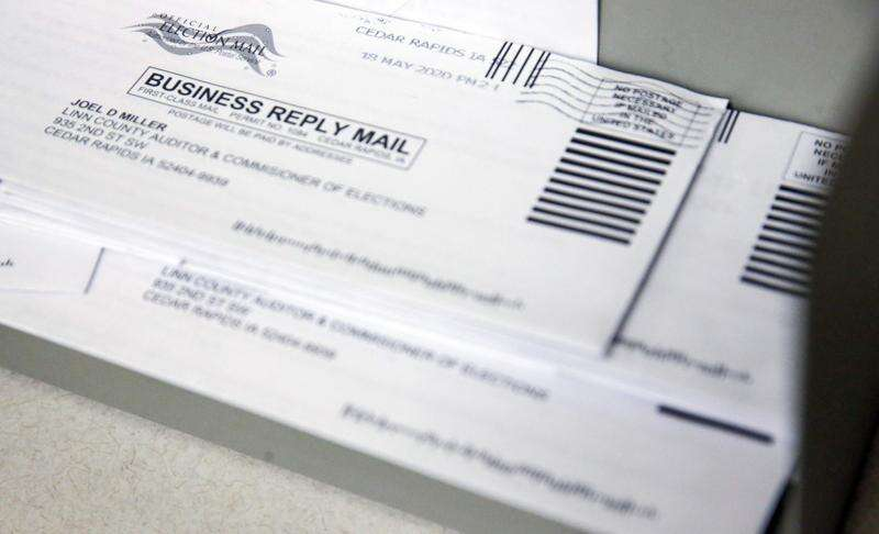 LULAC files lawsuit against Iowa secretary of state for change in absentee ballot request rule