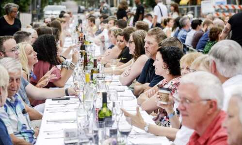 Tickets for Farm to Street Dinner on sale June 1