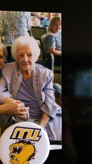 Former resident Harriet Harley turns 107