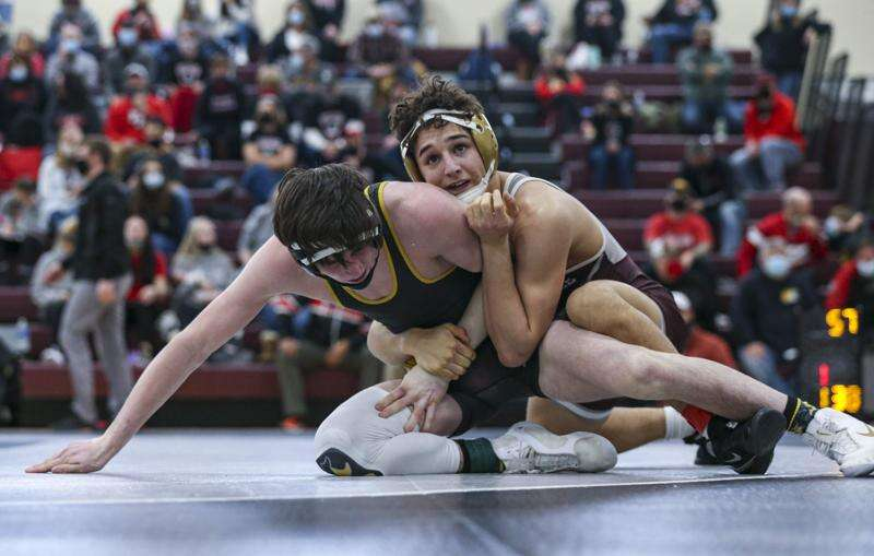 Independence's Isaiah Weber brings relaxed approach to pursuit of state wrestling title