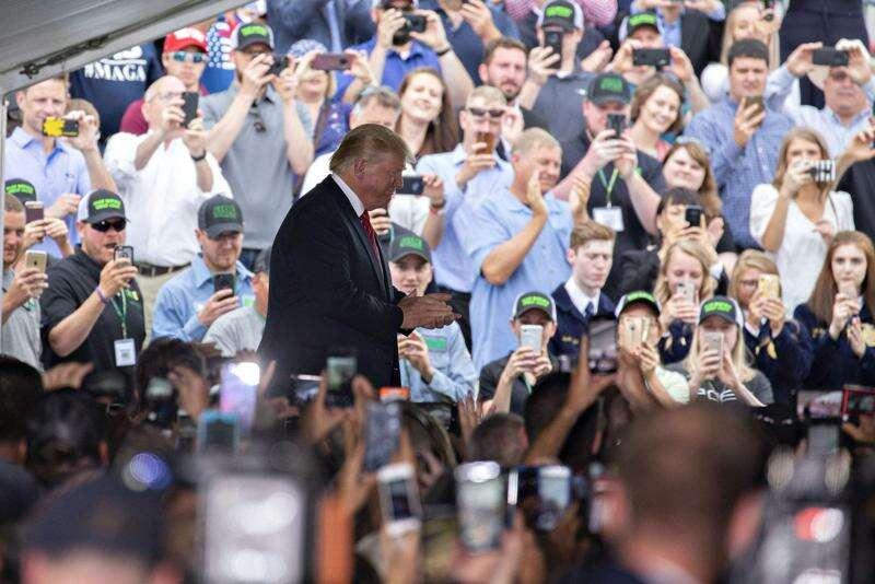 Biofuels group: Trump has 'broken his promise to Iowa voters' on ethanol