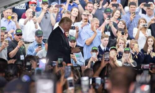 Biofuels group: Trump has 'broken his promise to Iowa voters'…