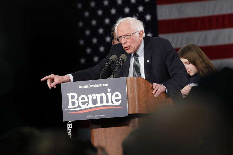 Bernie Sanders to seek partial recanvass of Iowa caucus results