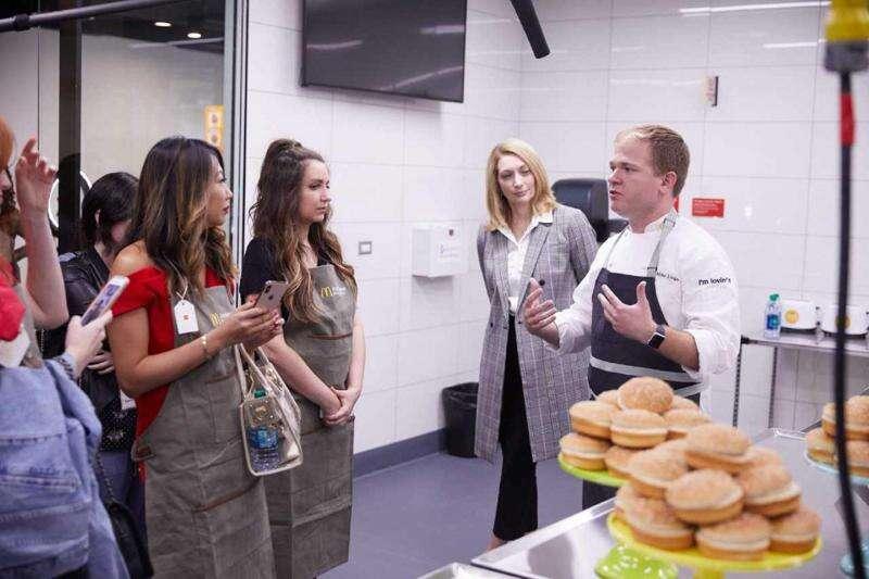 Linn-Mar grad Mike Lingo one of the minds behind new McDonald's menu items
