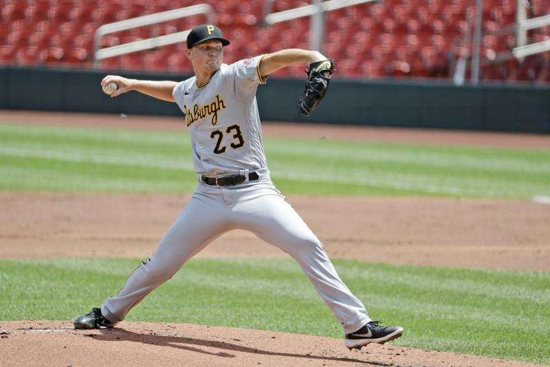 Cedar Rapids native Mitch Keller placed on IL by Pittsburgh Pirates
