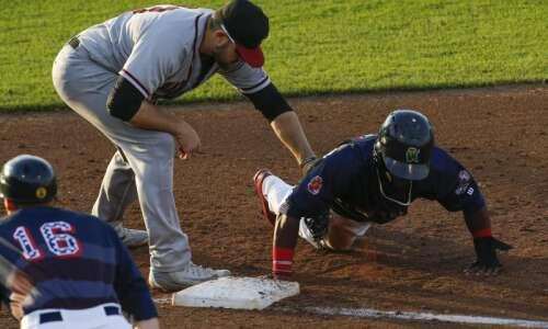 Midwest League notebook: Former Hawkeye Jake Adams makes history again