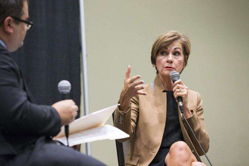 What questions do you have for Gov. Reynolds? Share them with us for the Iowa Ideas Q&A