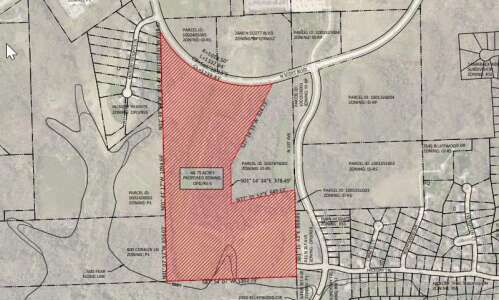 Housing development proposed near Iowa City's Hickory Hill Park