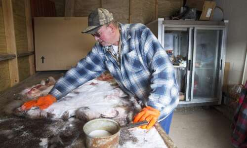 Attention Iowa deer hunters: You can donate hides to make…
