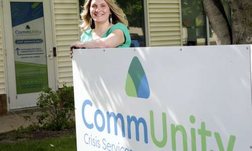 Veteran of nonprofit work to lead at Iowa City's CommUnity
