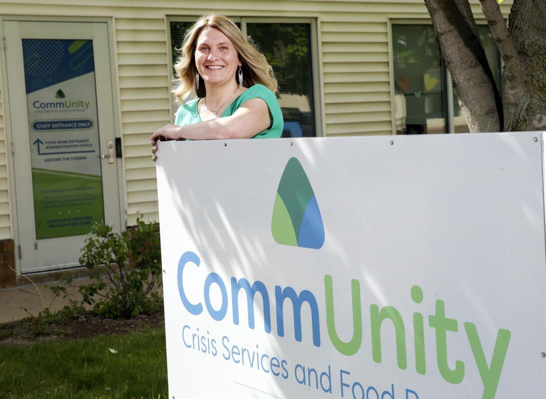 Veteran of nonprofit work ready to lead at Iowa City's CommUnity