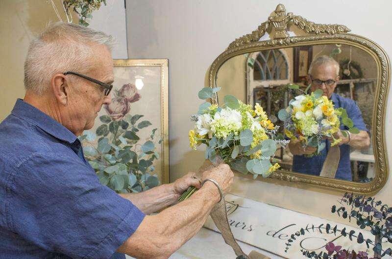 Fleurs de Temps floral shop starts part time