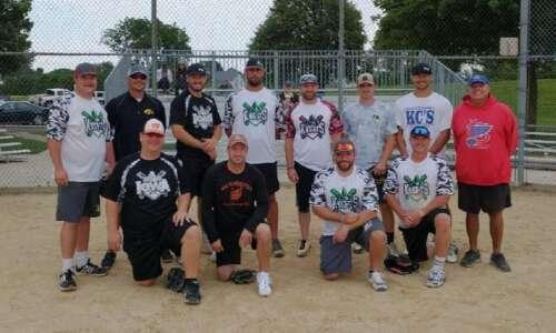 Washington wins slow pitch softball again; Mt. Pleasant 4th
