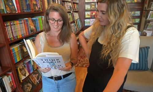 Think you're too busy for book club? Try NewBoCo's club