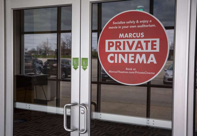 Now, Corridor theater operators just need some movies to show