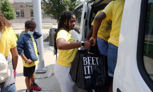 Young students at Boys & Girls Club set goal of…