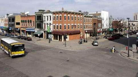 Washington Street in downtown Iowa City to convert to two-way traffic